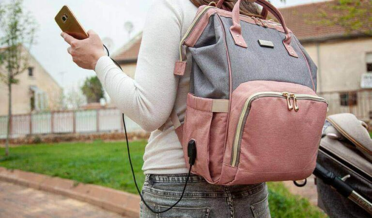 Top 10 Best Backpack With USB Charging Port